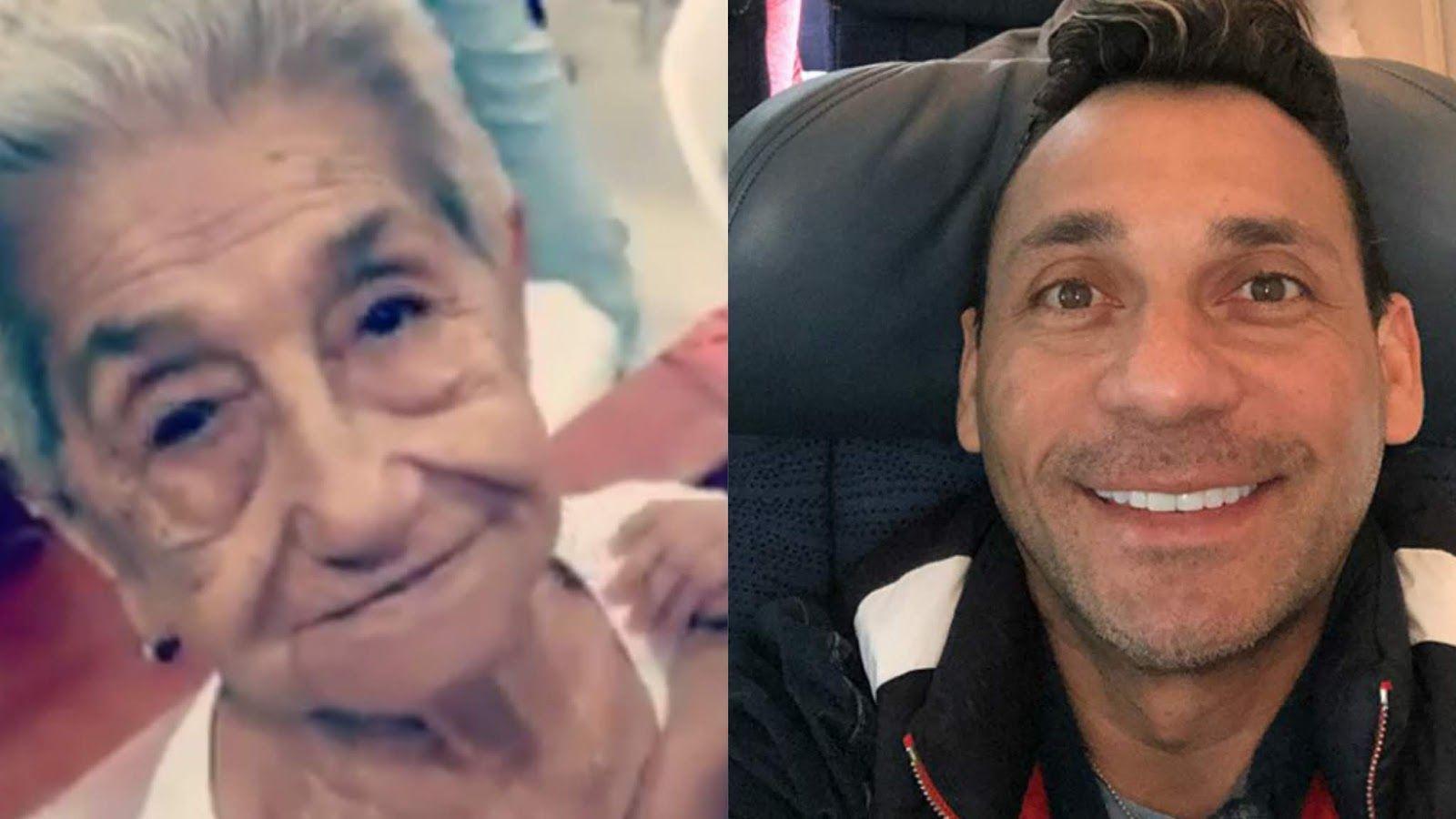 Jean Carlos Centeno perdonó a su madre por haberlo dado en adopción cuando niño