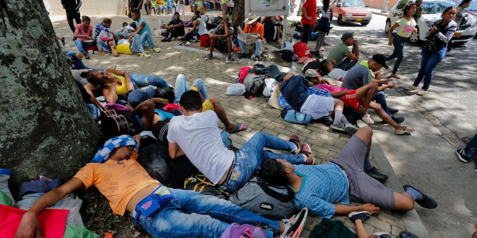 La llegada de las primeras personas procedentes de Nicaragua tiene prendidas las alarmas a las autoridades de Barranquilla de un posible éxodo de naturales de este país centroamericano, igual al caso de los hermanos venezolanos, están escogiendo la capital del departamento del Atlántico para instalarse y hacerle el quiete a la dura y difícil situación política