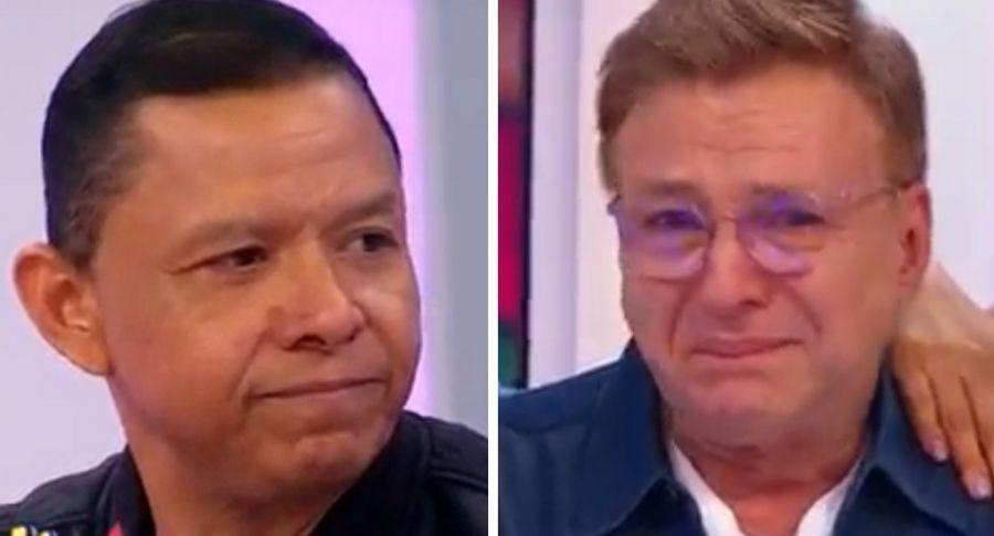 El pasado domingo en la transmisión del programa del Canal RCN 'La Movida' estuvo como invitado el futbolista Iván René Valenciano