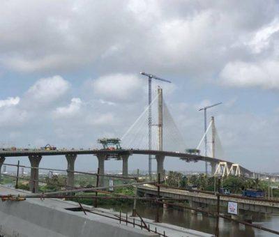 El nuevo coloso de Barranquilla (puente Pumarejo) actualmente tiene unas fisuras mínimas. Hasta ahora han sido identificadas y puestas en mantenimiento según Invías.