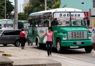 Vainas que solo me pasan a mí en Barranquilla, EL CHOFER DE SOBUSA