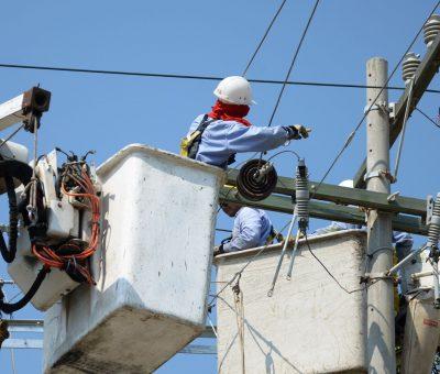 Las razones por las cuales no habrá servicio de luz , son por las obras que se harán en el corregimiento de Puerto Giraldo (Ponedera) y en Barranquilla seguirán los cambios en las redes eléctricas donde pertenece el circuito de veinte de Julio.
