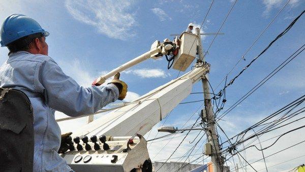 Mañana miércoles 16 de octubre varios barrios de la ciudad quedarán sin el servicio de luz por adecuaciones.