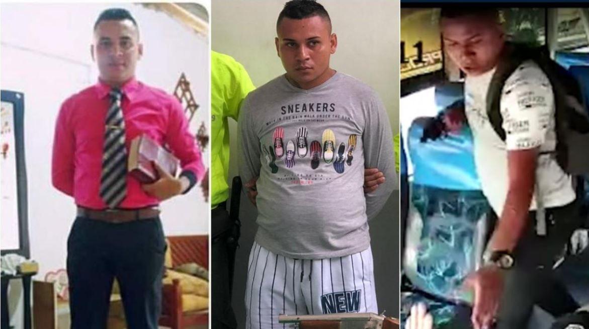 Con gran asombro y sorpresa las autoridades en Barranquilla lograron dar con la identidad de un hombre que en días pasados había sido grabado robando al chofer y a los pasajeros de un bus que se moviliza entre la ciudad de Barranquilla con destino final el vecino municipio de Galapa, el delincuente terminó siendo el pastor de una iglesia