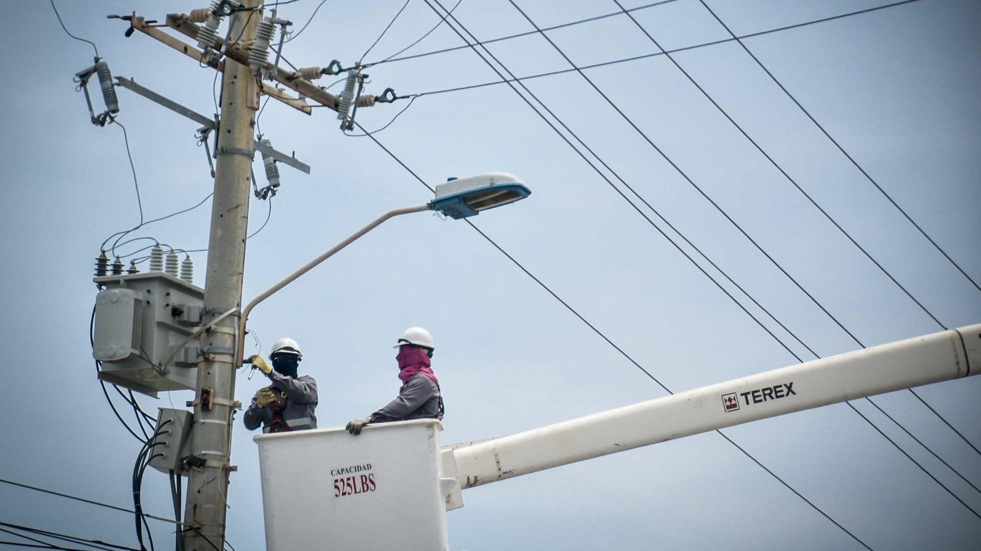 Barranquilla y ciertos sectores de Soledad también quedarían sin luz. La empresa de energía TENSA realizará mantenimiento a la barra 110kv.