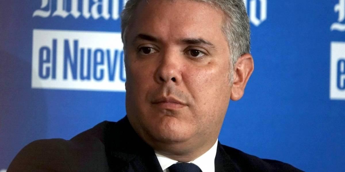 Al Presidente Ivan Duque se le viene encima una marcha este 21 de noviembre en contra de su gobierno actual.
