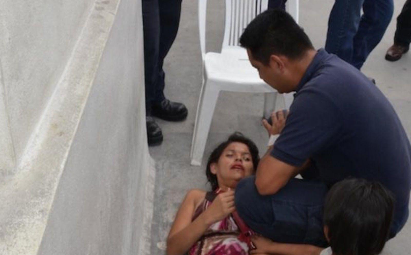 """El día de ayer en horas de la noche se conoció la historia de María Fernanda Díaz una mujer de aproximadamente 23 años residente en el barrio El Valle de Barranquilla, según los testigos, la mujer se pilló al esposo dándole """"Me Encanta"""" a otras mujeres en Facebook y en Instagram"""