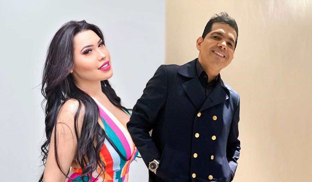 Después de varios escándalos consecutivos por los cuales se ha visto envuelta la cantante de vallenato Ana del Castillo, el también cantante, Peter Manjarrés, decidió pegarle su regañón por andar con la vaina y por andar mamando ron