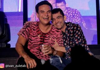 Video: Iván Zuleta puso a llorar a Silvestre Dangond en pleno concierto