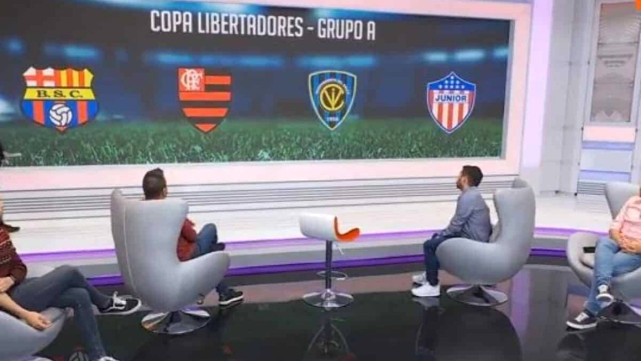 Hace unos días en redes sociales se volvió viral el video de la transmisión en vivo de un programa de un canal de televisión ecuatoriano, en donde uno de los presentadores se detiene para hacer un análisis de las palabras que dijo el periodista bogotano, Daniel Pérez, del canal Win Sports.