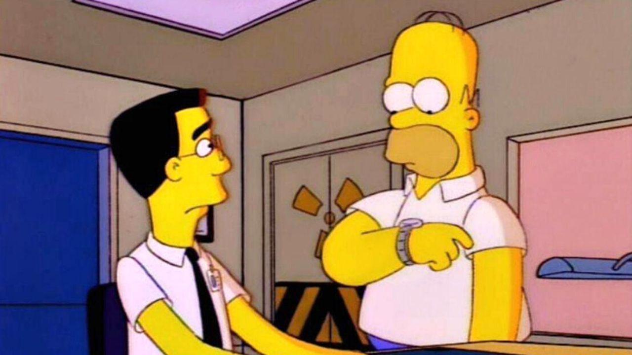 """La leyenda de Los Simpson de predecir las cosas que pasarán en el futuro sigue dando de qué hablar. Y esta vez lo hace a cuenta del estudiante de la Universidad del Norte que le dijo a un humilde, cariñoso, atento y servicial hombre trabajador que se gana la vida como mensajero de esta respetable institución universitaria, que era un """"gordo y hediondo a sol"""""""