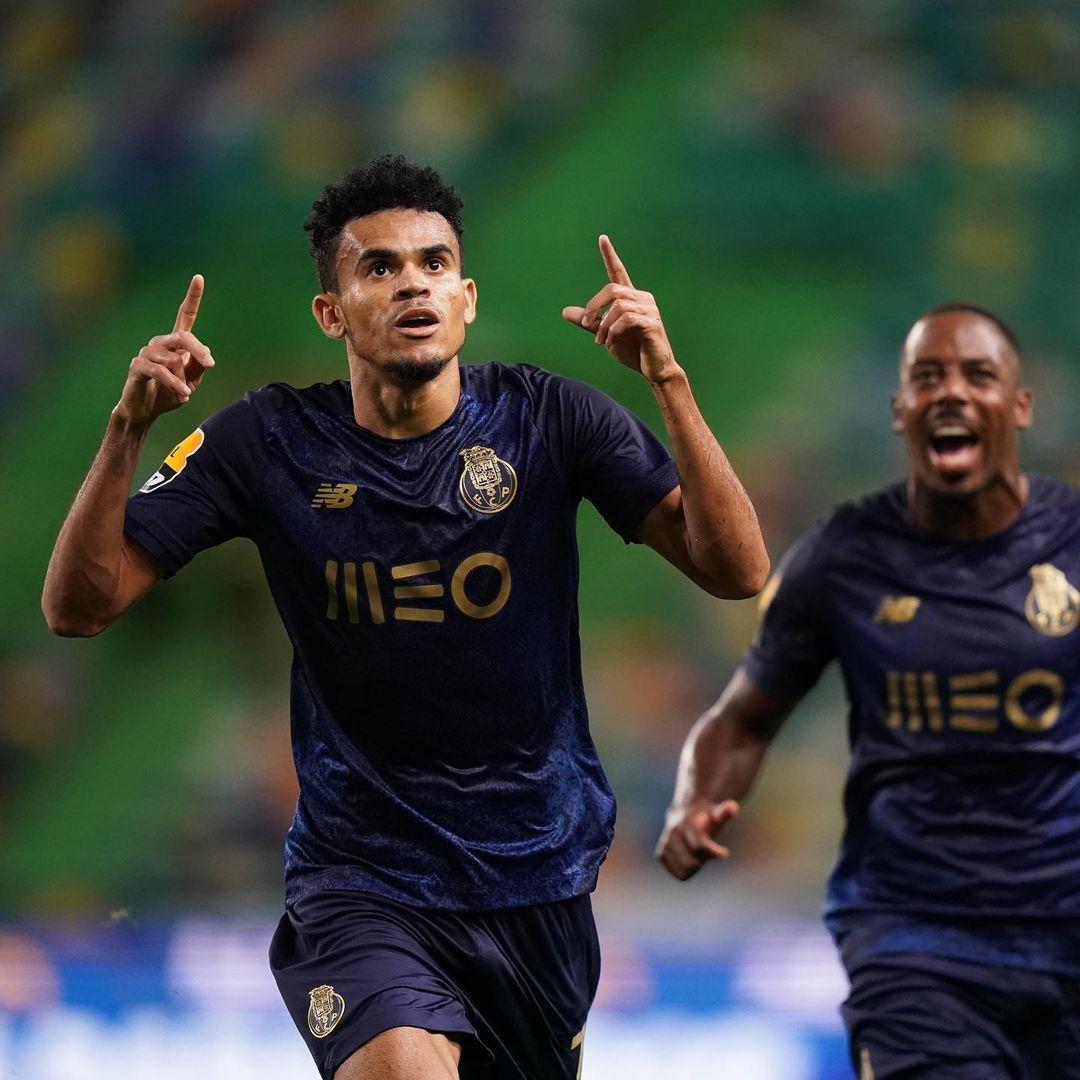 Desde la victoria de Colombia por 3-1 sobre Chile en las eliminatorias sudamericanas, Luis Díaz y Matheus Uribe han hecho sus primeras apariciones en el quinto partido de la Liga portuguesa ante el Sporting de Lisboa.