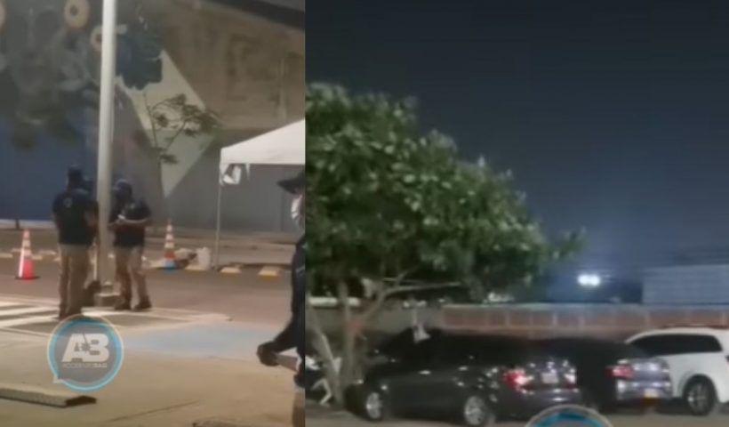 Los hurtos y la atracadera no cesan en la ciudad. En esta ocasión un mujer se mostró muy furiosa por el descarado robo en el Malecón del Río