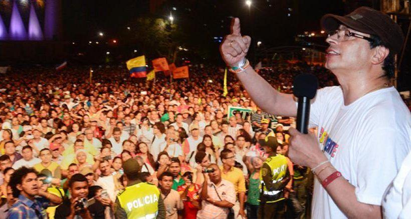 El Senador de Colombia Humana (Gustavo Petro) estará en Barranquilla el 10 de septiembre lanzando su candidatura a la presidencia de Colombia.